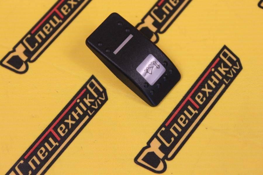 Накладка/колпачок переключателя SRS JCB (701/58842, 701-58842)