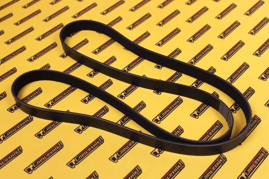 Ремень поликлиновый приводной 8PK1995 JCB 3CX, 4CX (320/08609, 320-08609, 32008609)