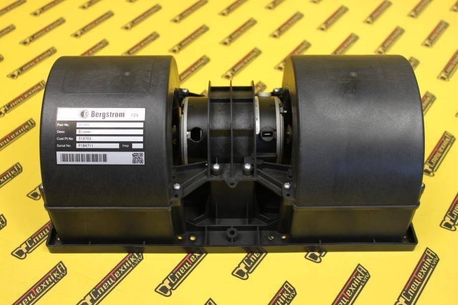Печка салона без резистора JCB 3CX, 4CX (332/T3747, 332-T3747, 332T3747) - OEM