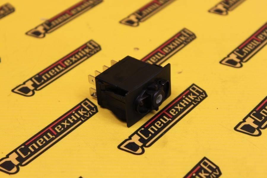 Переключатель 12V 8 pin JCB 3CX, 4CX (701/60002, 701-60002, 70160002)