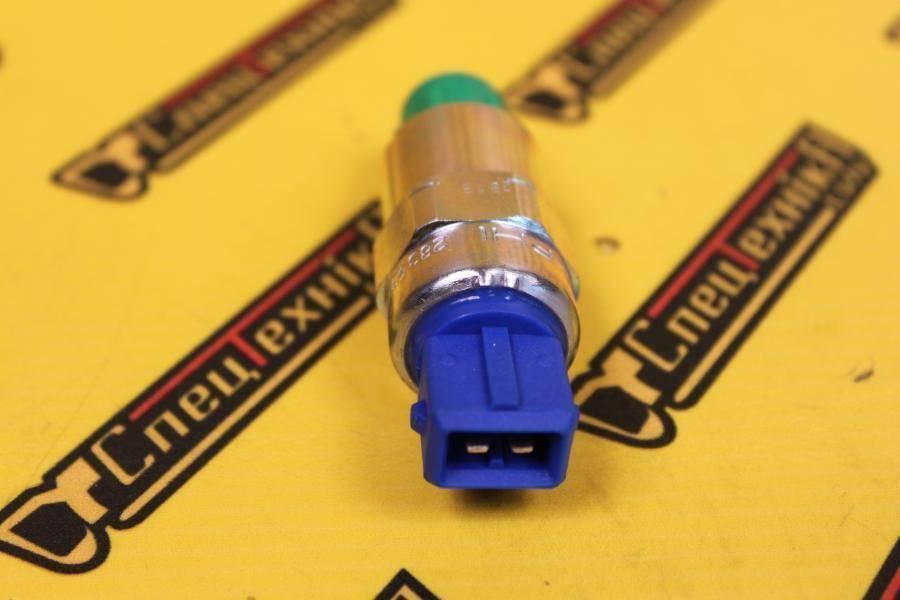 Электроманитный клапан отсечки топлива ТНВД (глушилка) JCB 2CX 3CX 4CX (716/30255, 716-30255) OEM