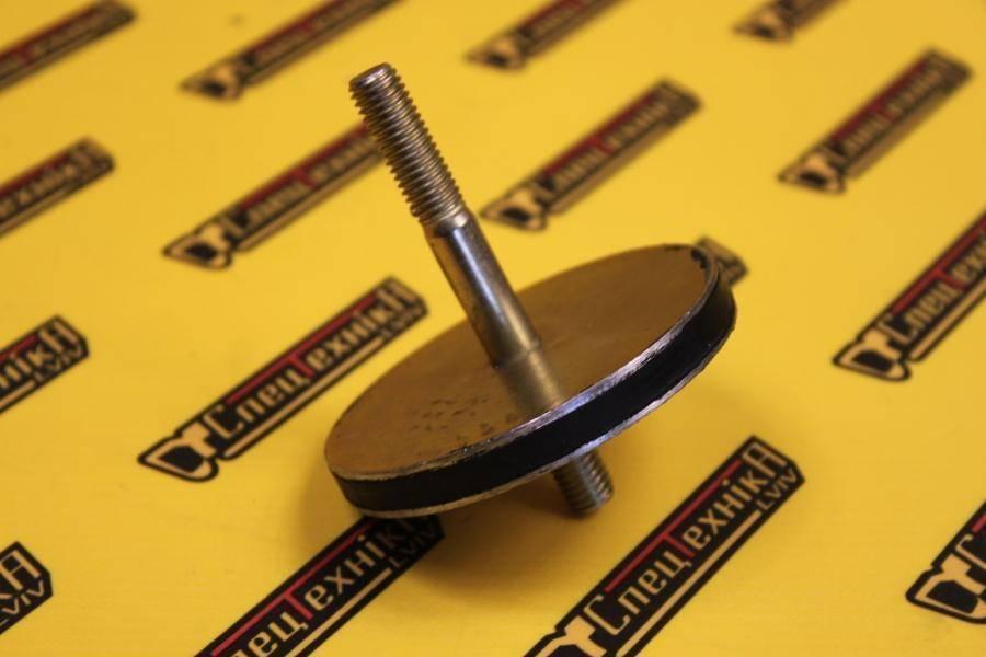 Опора (подушка + шпилька) переднего гидрораспределителя JCB 3CX, 4CX (123/03946, 123-03946, 12303946)