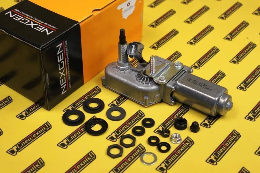 Мотор дворников (стеклоочистителя) заднего JCB 3CX 4CX (714/40293, 714-40293, 71440293) - Nexgen