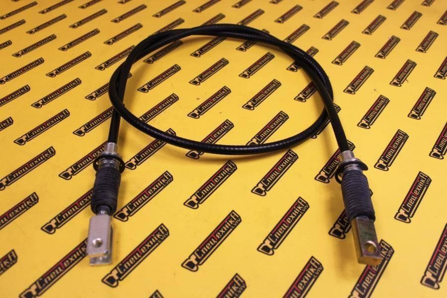 Трос ручного тормоза JCB 3CX 4CX (910/28200, 910-28200)