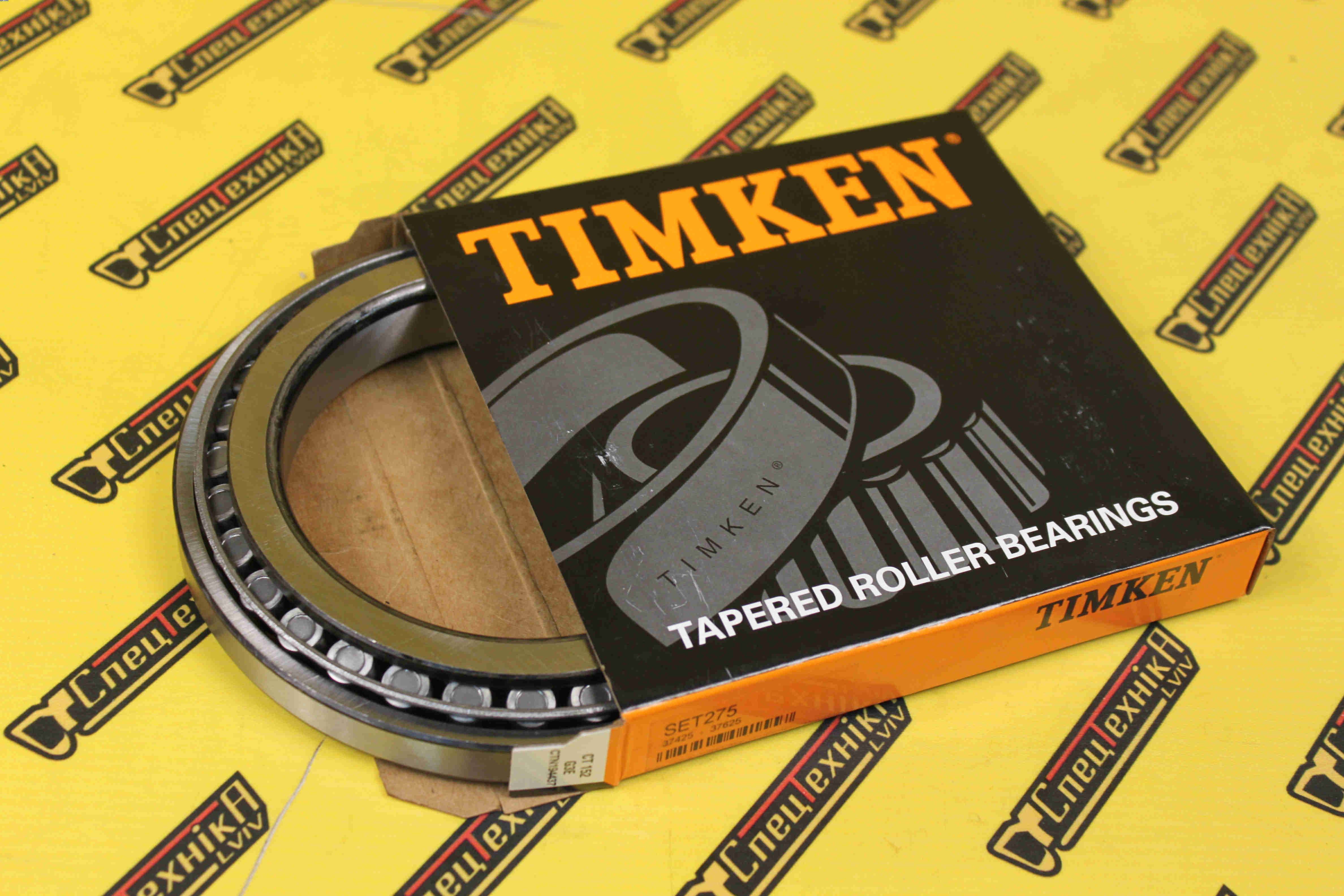 Подшипник ступицы JCB Timken OEM (SK051608)