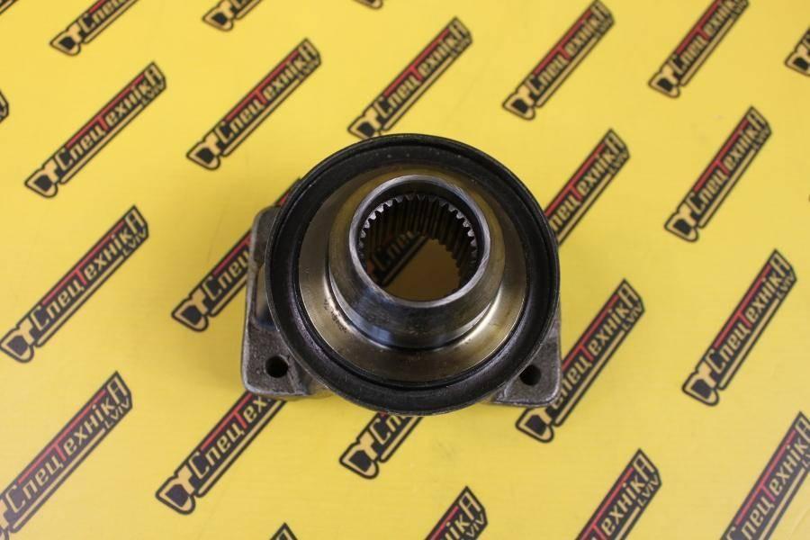 Фланец КПП JCB 3CX, 4CX manual/power передний (445/10703, 445-10703, 44510703) - Nexgen