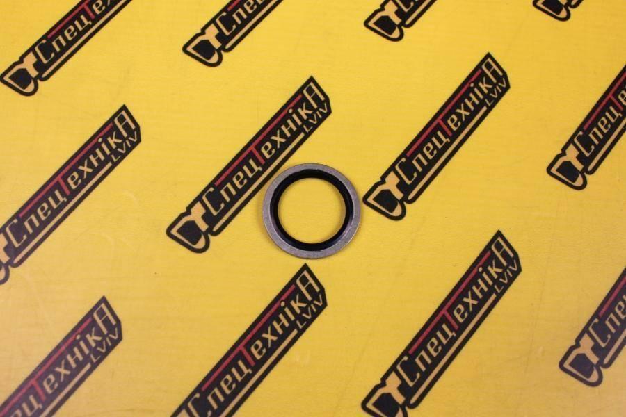 Кольцо уплотнительное 3/4 22 мм заднего моста JCB 3CX, 4CX (1406/0021, 1406-0021, 14060021)