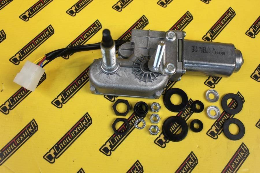 Мотор стеклоочистителя JCB 24V (714/40346, 714-40346, 71440346) - Nexgen