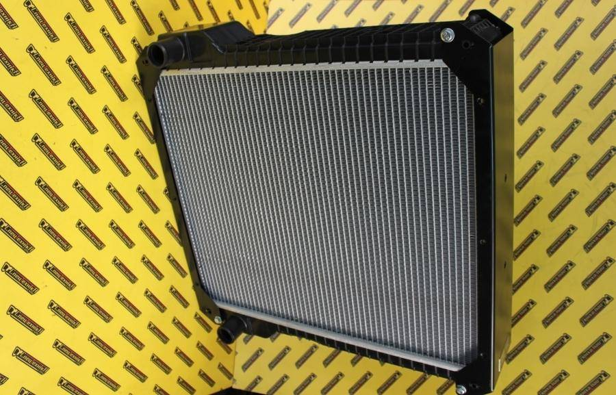 Радиатор JCB 3CX, 4CX 2002-2005 (30/915200, 30-915200, 30915200)
