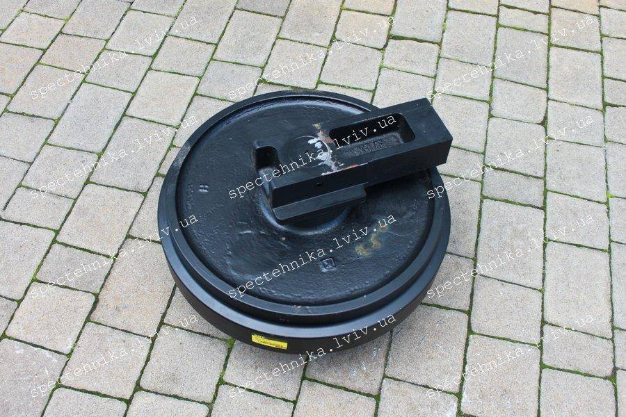 Колесо натяжное (ленивец) Liebherr R902 R914 R924 HD SL (10009658/10004549)