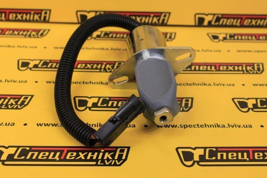 Клапан электромагнитный / глушилка Liebherr 24V (9073747)