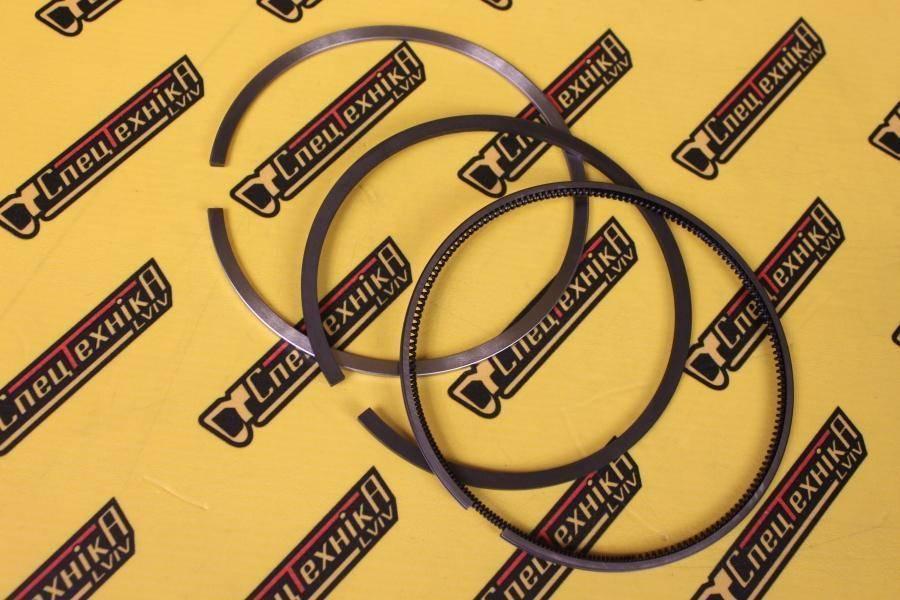 Поршневые кольца Liebherr D904, D906 115 мм (7006568 4001728 7009655) (16811501)