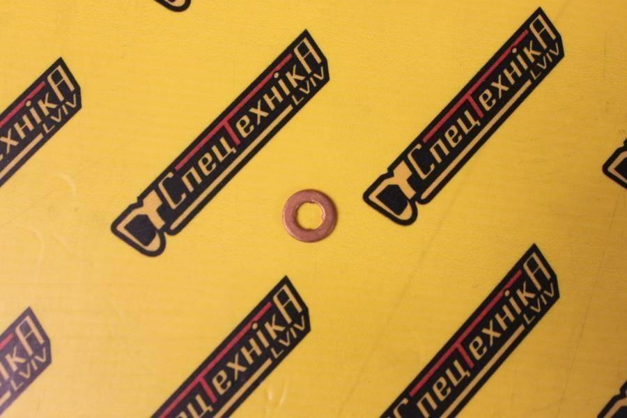 Шайба прокладка под распылитель Liebherr D904/D906 D914/D916 D924/D926 (7381047)