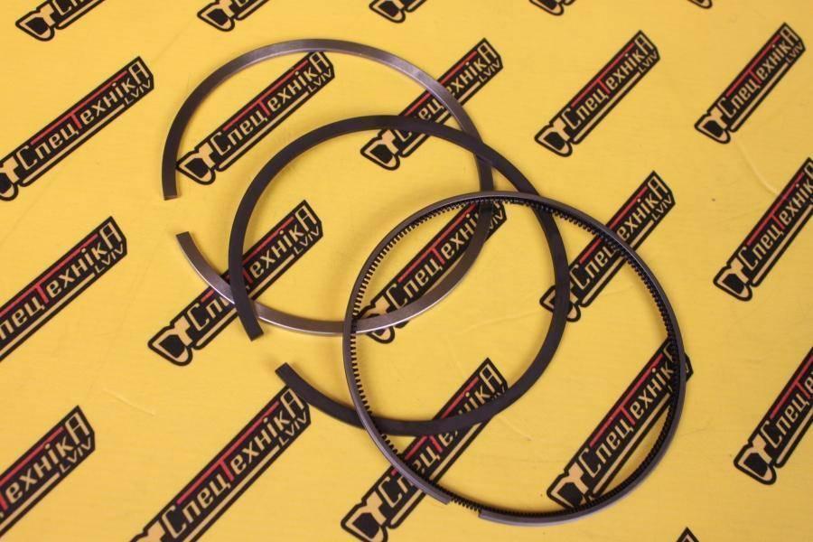 Кольца поршневые Liebherr D924 D926 122 мм (7382094 7381777 4981122 7381778)