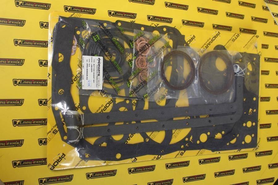 Комплект прокладок нижний Liebherr D906 D916 D926 (PPD-906926-K2)