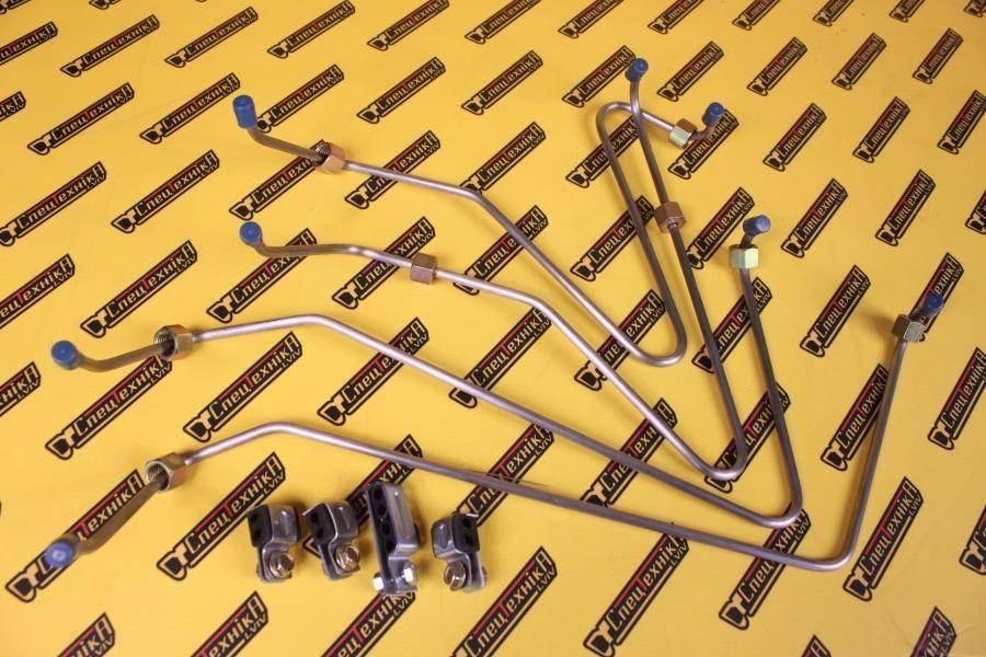 Топливопровод ТНВД Liebherr (9880013)
