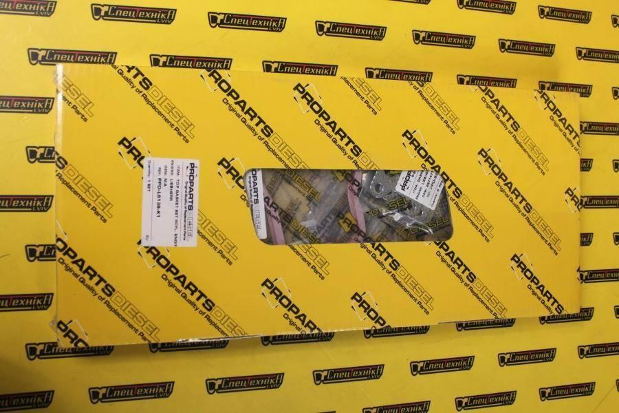 Комплект прокладок верхний Liebherr D904 D914 (PPD-L4141A-K1)