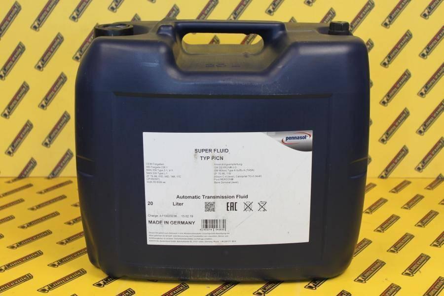 Трансмиссионное масло Pennasol Dextron ll 20л.