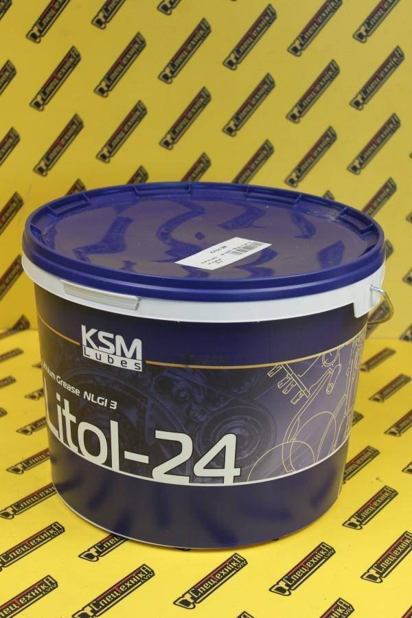 Многоцелевая смазка Литол 9 кг