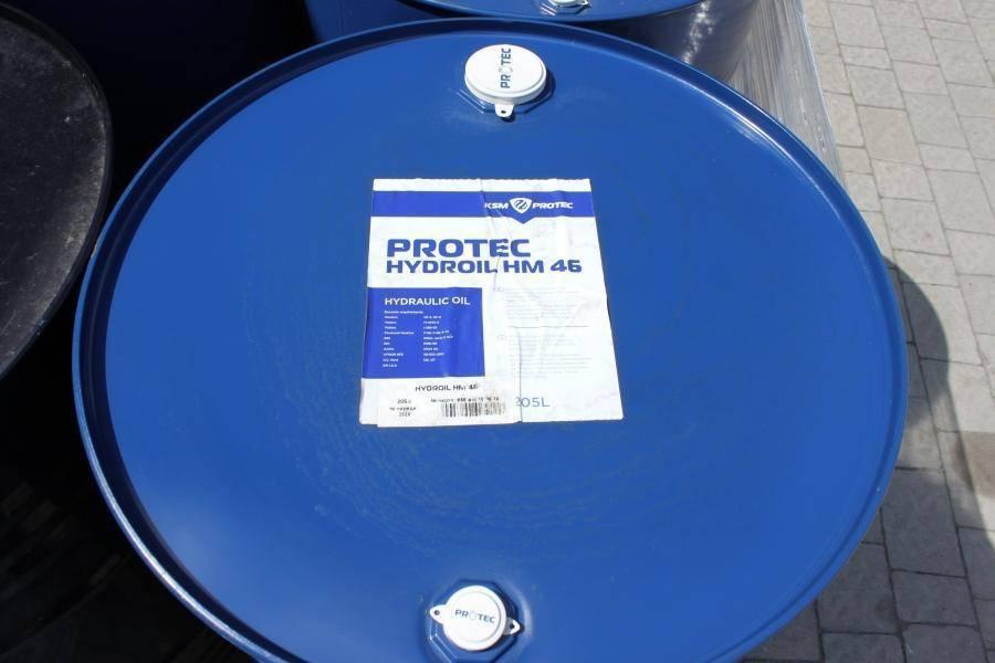 Гидравлическое масло HM46 (бочка 200л.)