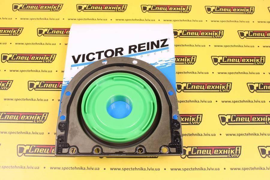 Сальник коленвала задний Perkins 1100 с корпусом (2418F704) - Viktor Reinz (81-45907-60)