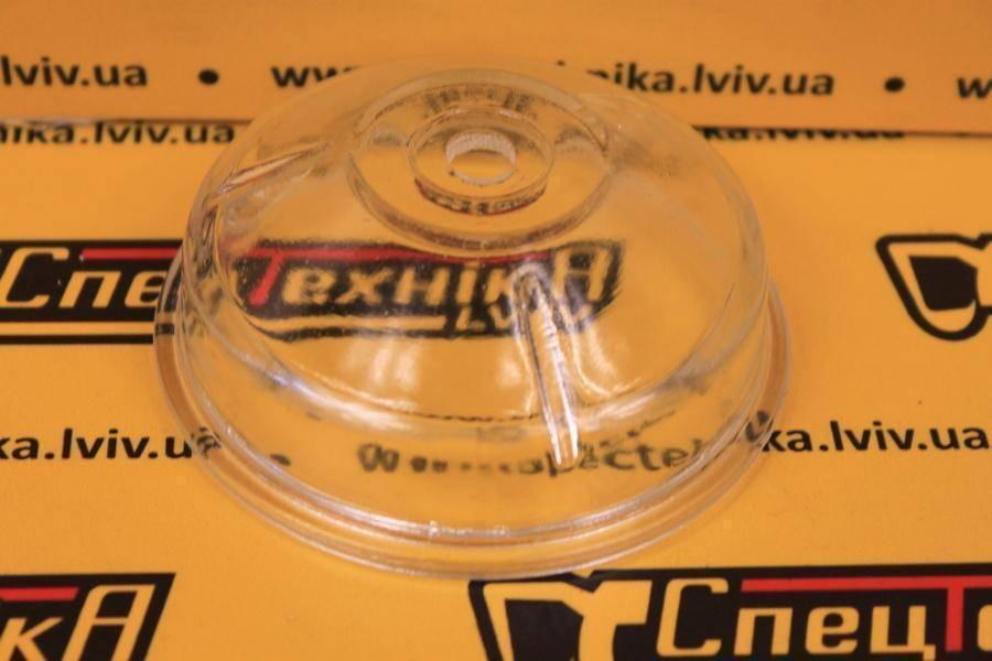 Отстойник сепаратора топливного фильтра (стекло) Perkins 1004.4 (26560601)