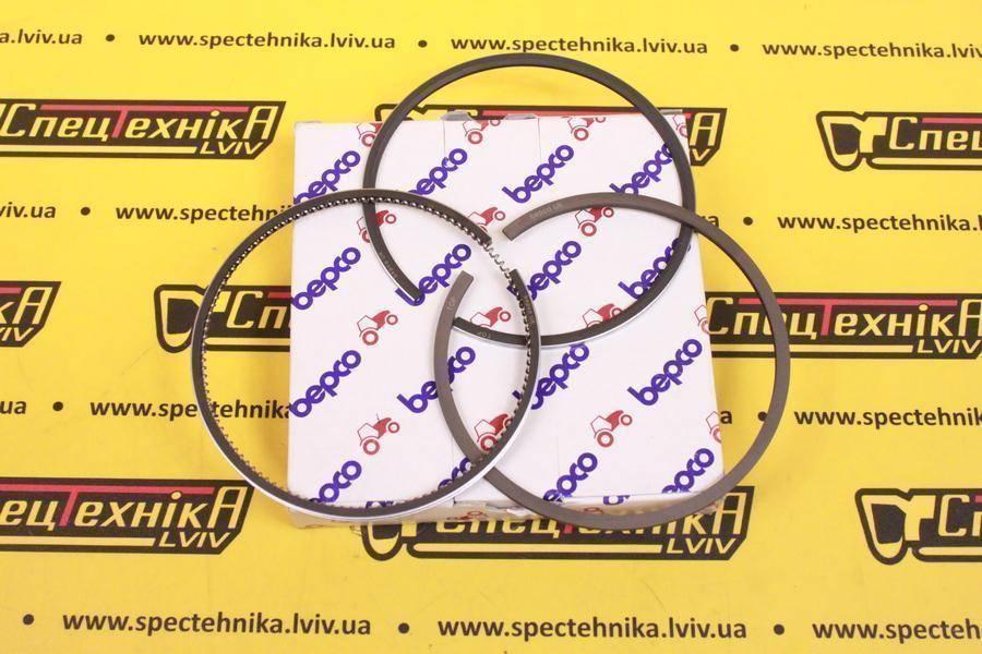 Поршневые кольца Perkins 1004.4/1006.6 100 мм (4181A019) - Bepco