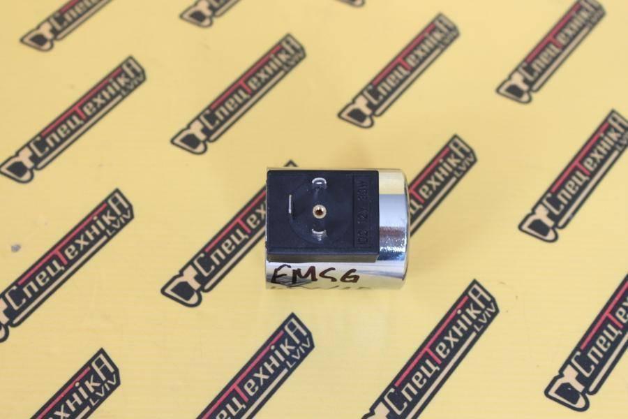 EMSG45X/1F Электромагнитная катушка (соленоид) 12V 30W Fi 23*50