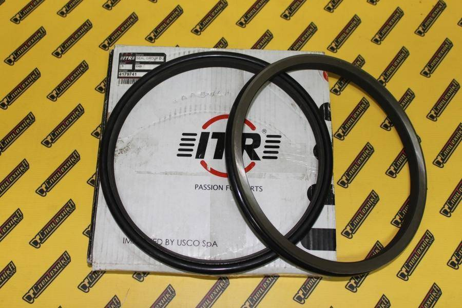 Плавающее уплотнение (дуокон) редуктора хода Volvo EC240B NLC (VOE14528720, VOE 14528720, 14528720)