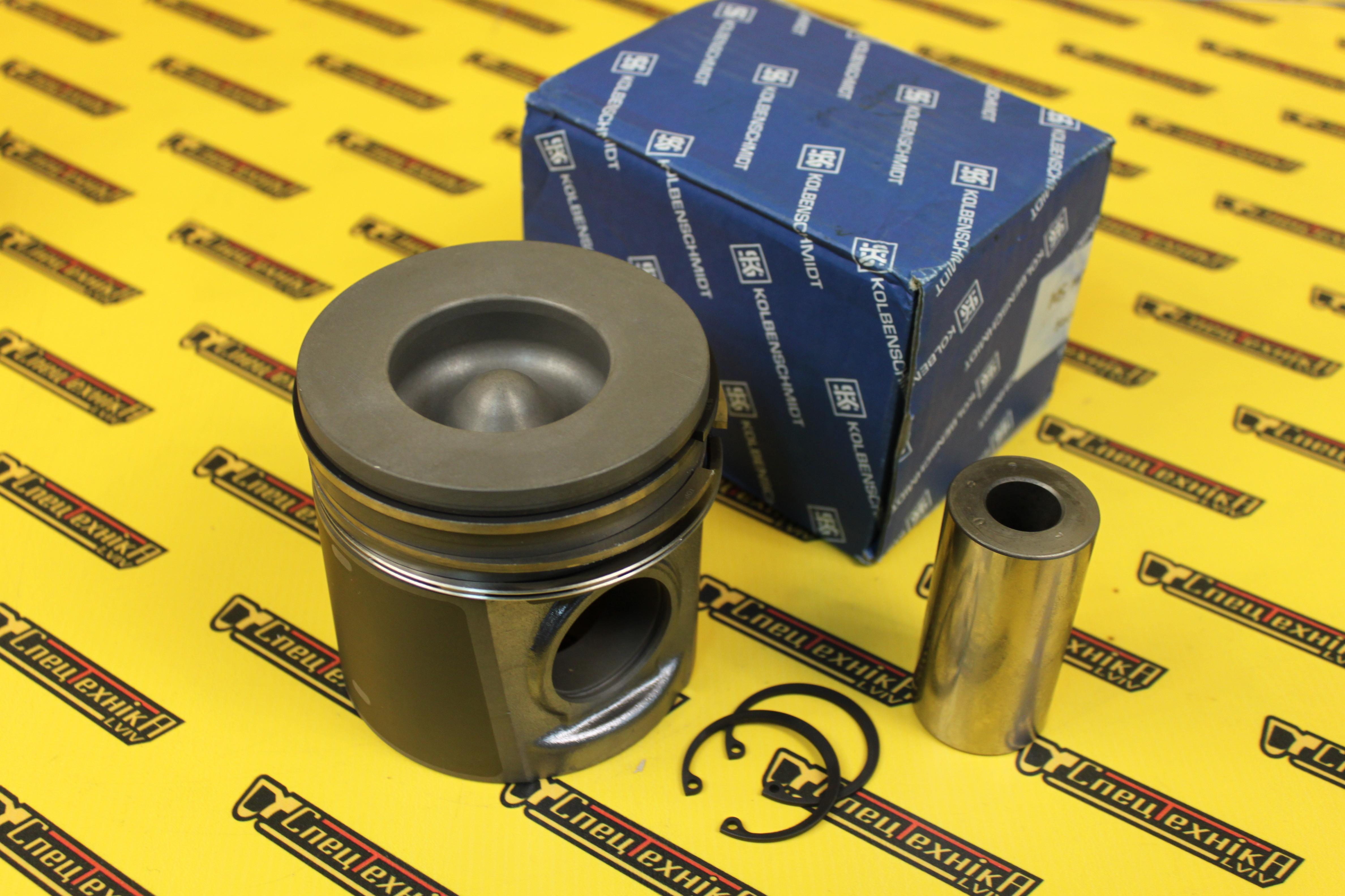 Фото №1 - Поршень Perkins 105 мм - STD (al-fin) (4115P015)