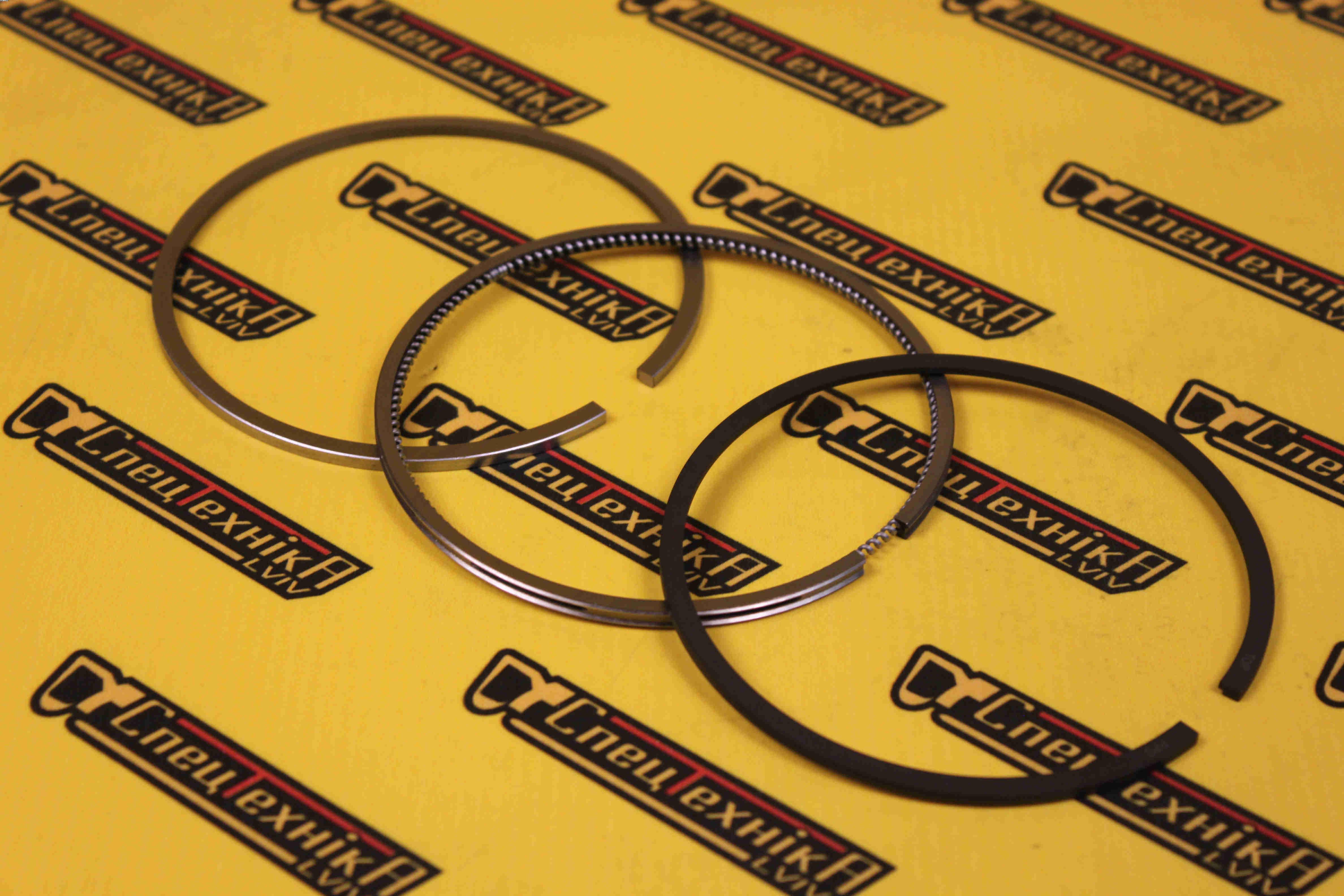 Фото №2 - Поршневые кольца JCB 444 - 103 мм +0.50 320/09213(050)