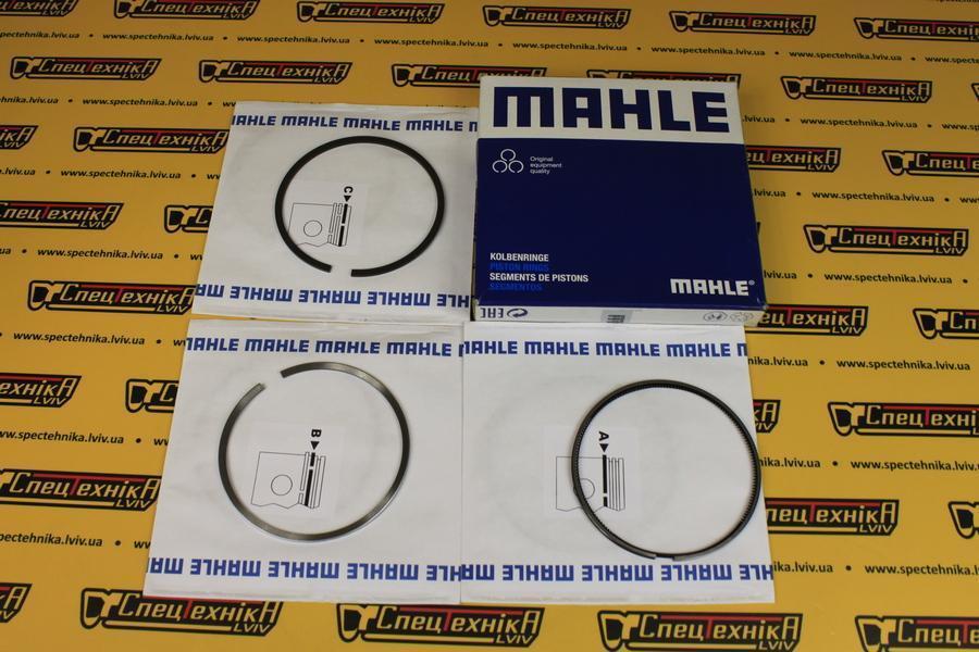 Кольца поршневые Liebherr D904/906 115мм 3*2.5*4 (9266935) - Mahle (43910N0)