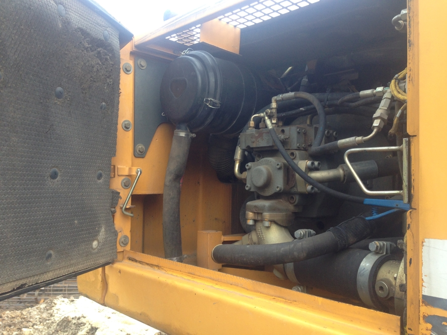Фото №27 - Гусеничный экскаватор Liebherr R 904С HDS Litronic 2007 г.