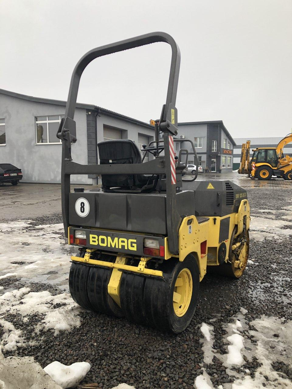 Каток Bomag BW125ACH (BW 125 ACH)