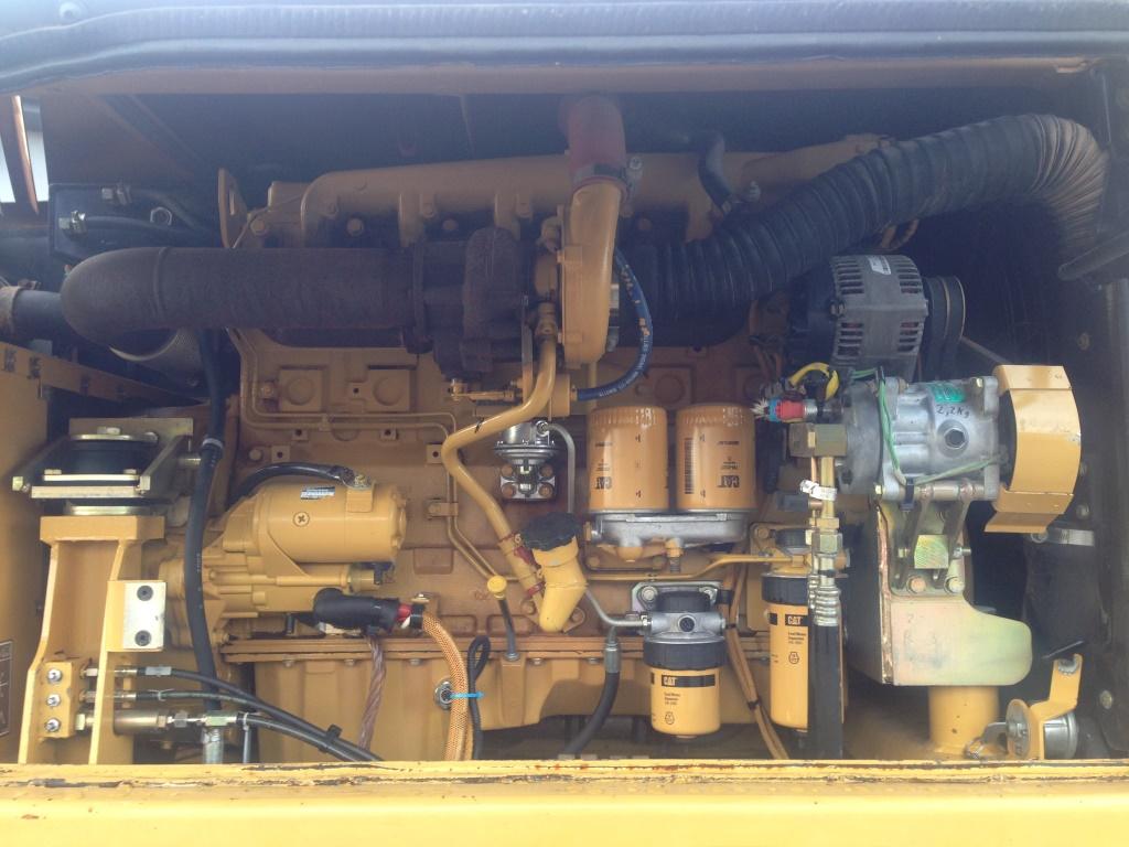 Фото №21 - Колесный экскаватор Caterpillar M316C 2007 г.