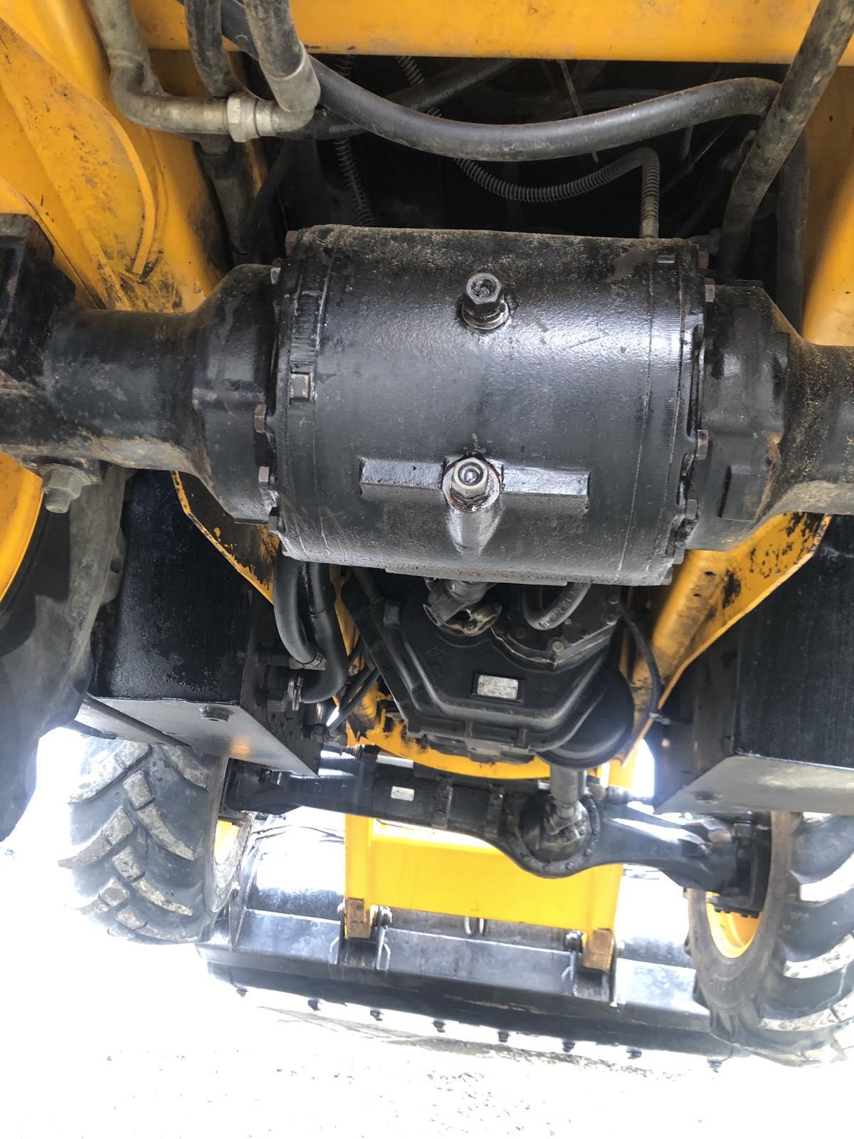 Фото №19 - Экскаватор-погрузчик JCB 3CX Contractor 2008 г.