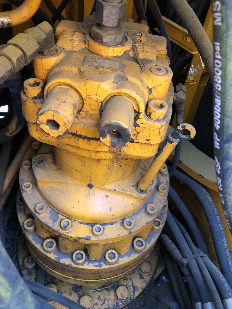 Фото №13 - Колесный экскаватор JCB JS 160W (JS160W) 2004 г.
