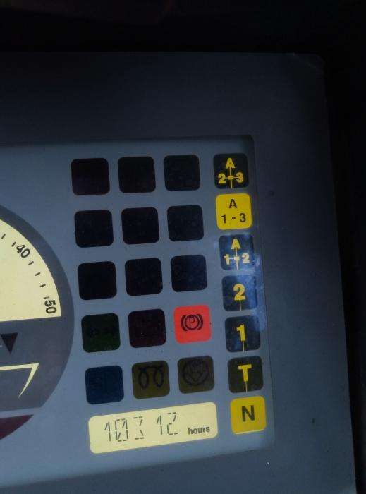 Фото №22 - Фронтальный погрузчик Liebherr L574 2plus2 2006 г.