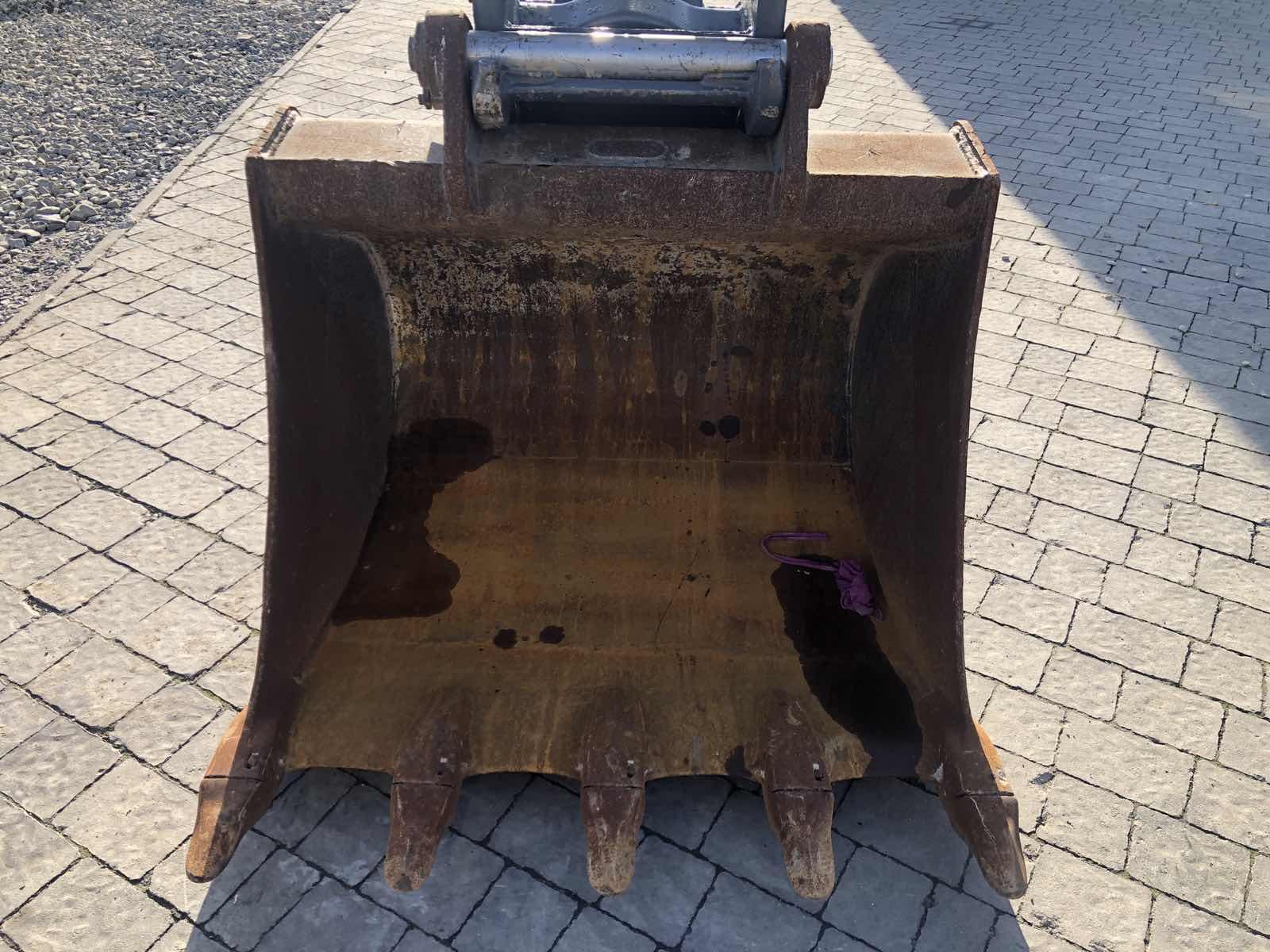 Фото №8 - Колесный экскаватор Liebherr A900 (A 900) 2012 г.