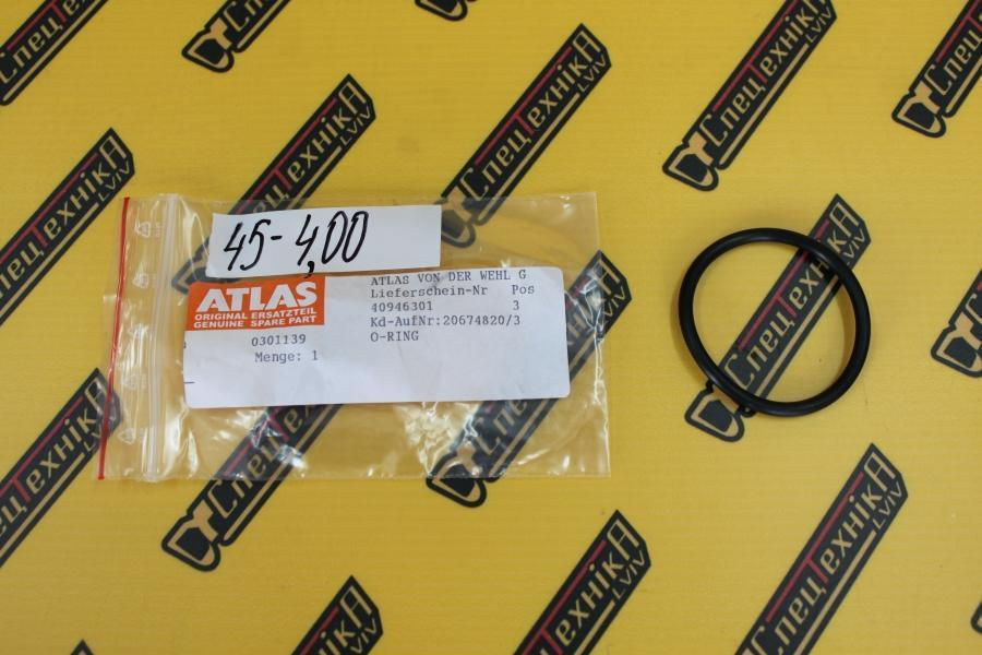 Кольцо 45*4 Atlas (0301139)