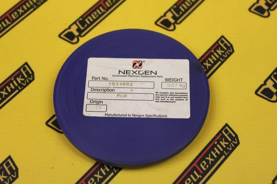 Салазка стабилизатора Caterpillar (CAT) верх 7,2 мм 193-1682 (1931682) - Nexgen