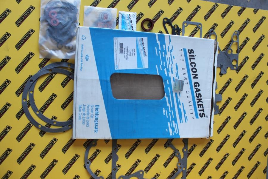 Фото №5 - Комплект прокладок Deutz (Дойц) ES (031261205) - BF Germany (30700500001BF)