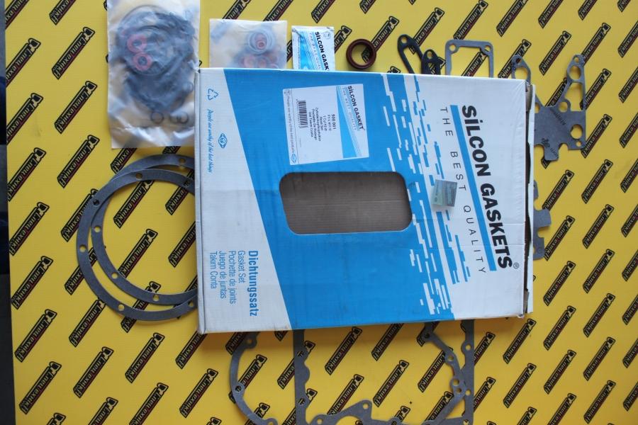Фото №3 - Комплект прокладок Deutz (Дойц) ES (031261205) - BF Germany (30700500001BF)