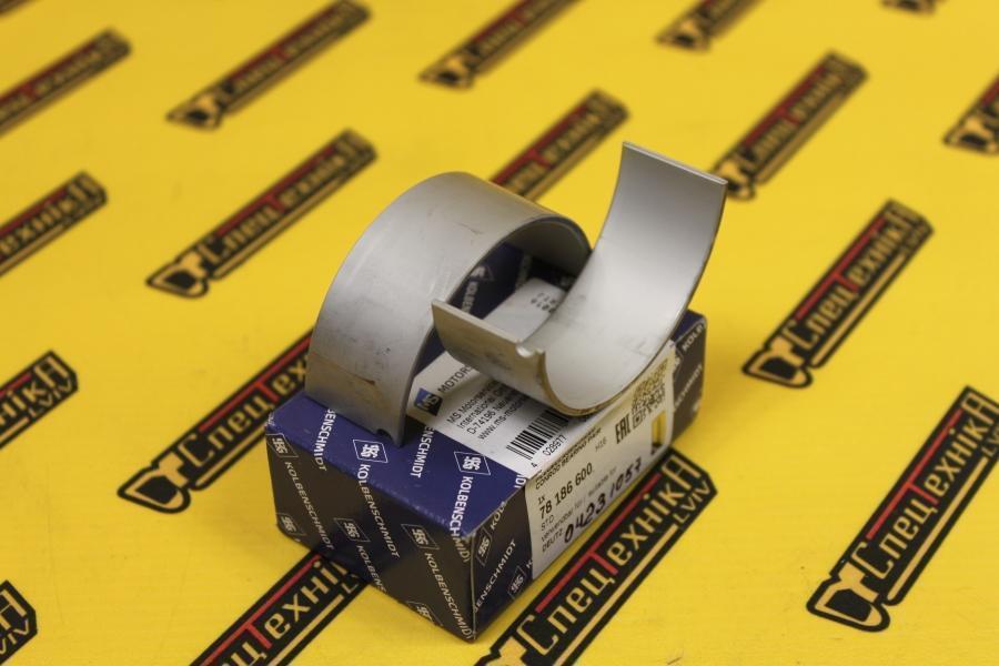 Коренной вкладыш Deutz (Дойц) BF 913 - STD (1 шийка) (02235185, 02230609) - Kolbenschmidt (78652600)