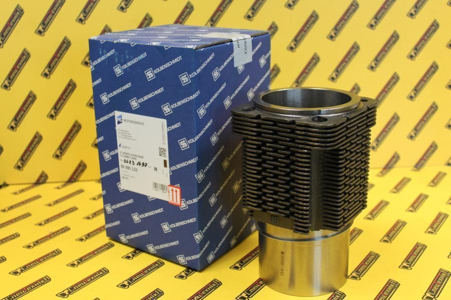 Гильза Deutz (Дойц) 913 - 102 мм (124.50 мм) (04231519, 04241010) - Kolbenschmidt (89496110)