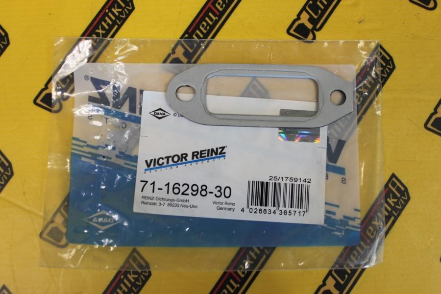 Прокладка выпускного коллектора Deutz/Дойц 912 / 913 (03371689) - Victor Reinz (71-16298-30 RZ711629830)