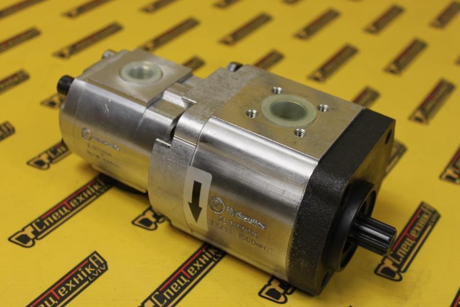 Насос гидравлический шлицевой Bosch (Бош) 0510566305 - аналог