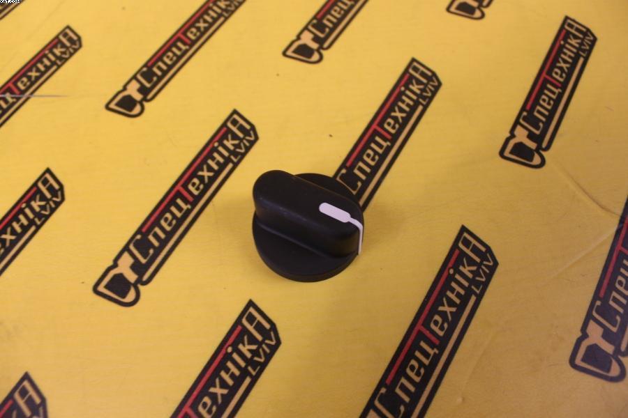 Фото №1 - Ручка переключения скорости печки JCB мини (30/925551, 30-925551, 30925551) - ORG