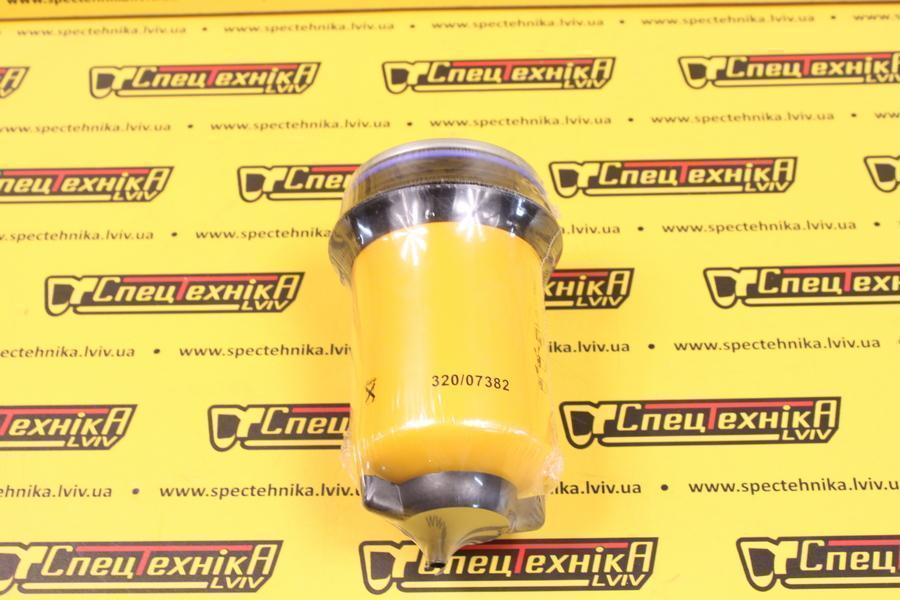 Фильтр топливный JCB (320/07382) (320-07382) (32007382) (320 07382) (SK48618) (SK 48618)