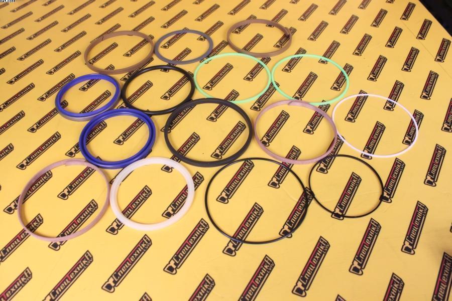 Ремкомплект гидроцилиндра рукояти JCB JS (331/39047, 331-39047, 33139047)